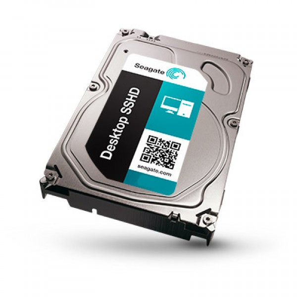 Seagate ST1000DX001 3.5 inch 1TB Hybrid Internal Solid State Drive